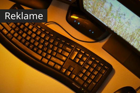 stationær computer og gamer computer