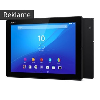 Bedste android tablet