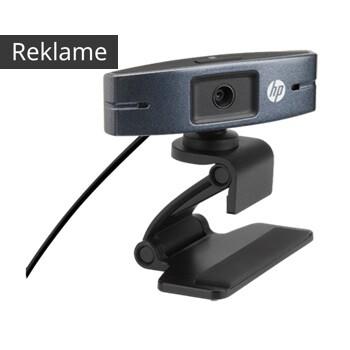 bedste webcam
