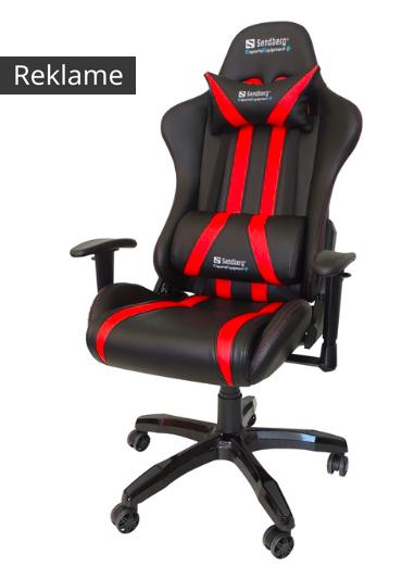 Exceptionel Gamer stol - få gode råd inden dit køb af ny gamer stol i denne QI09