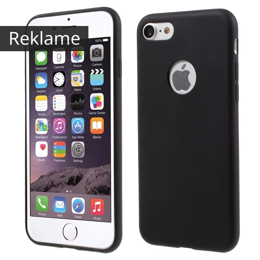 bedste IPHONE 7 SILIKONE COVER